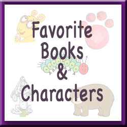 Favorite Books & Characters