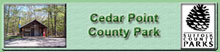 Cedar Point County Park Logo