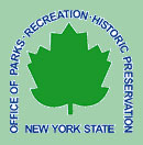 New York State Parks & Recreation Department Logo
