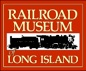 Railroad Museum of LI Logo