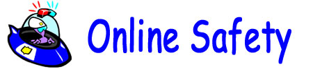 Online Safety header image