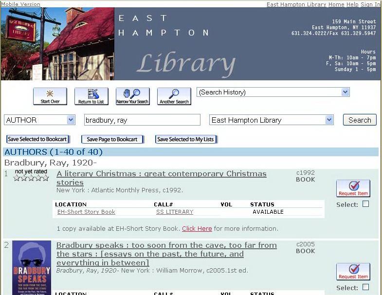 Online Catalog Image