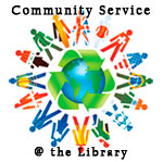 Community Service Button